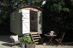 Daubeneys Shepherd's Hut, Wiltshire