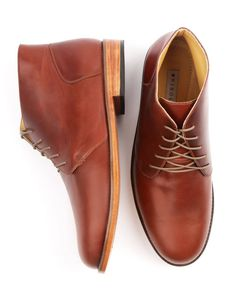 Mens Leather Casual Chukka Boots | Casual, Products and Men's leather