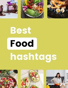 Hello food lovers! Looking for Instagram hashtags for food bloggers? You can find over 200 Instagram hashtags for food in Preview app (ready be copied and pasted in your caption). We've done the research for you. And we've picked the best Instagram hashtags the foodie community uses. #instagramtips #instagramstrategy #instagrammarketing #socialmedia #socialmediatips Best Instagram Hashtags, Instagram Marketing Tips, Instagram Bio, Food Hashtags, Gain Followers, Best Apps, Social Media Tips, Food Photo, Caption
