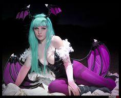 deviantART: Más como Lilith y Morrigan - Cadenas de * 2 Yukilefay
