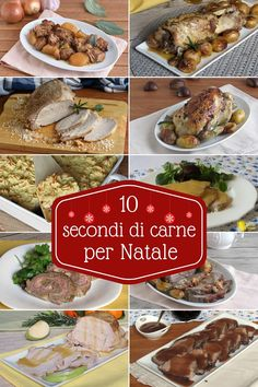Christmas Lunch, Xmas Food, Pizza, Antipasto, Lunches And Dinners, Italian Recipes, Pesto, Slow Cooker, Dinner Recipes
