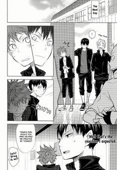 [bubunhanten] Haikyuu!! dj – Kokoro Control 1 [Eng]  Page 30 #Haikyuu #Yaoi…