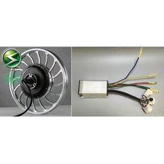 QS Động Cơ 20 inch 1000 Wát Xe Đạp Điện Kit/E kit Xe Đạp/Chuyển Đổi Xe Đạp Điện Bộ Dụng Cụ