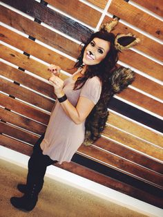 Squirrel Costume #halloween Candy Halloween Costumes, Cute Halloween Makeup, Halloween Kostüm, Diy Costumes, Holidays Halloween, Halloween Decorations, Squirrel Costume, Narnia Costumes, Cosplay