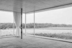 a f a s i a: Mies van der Rohe - 1:1 Modell Golfclubhaus . Krefeld
