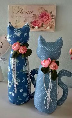 Mais Sewing Toys, Sewing Crafts, Sewing Projects, Craft Projects, Cat Crafts, Diy And Crafts, Arts And Crafts, Sewing To Sell, Cat Cushion