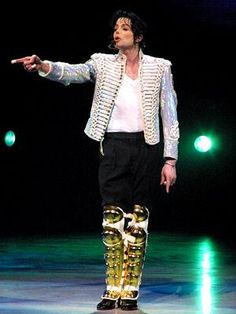 Michael Jackson's Greatest (Fashion) Hits - #9: Upscale Armor from InStyle.com
