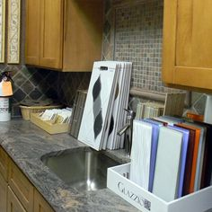 Kitchen Tile Installation in North NJ Tile Showroom, Tile Installation, Kitchen Tile, Stone Tiles, Cabinet, Storage, Furniture, Home Decor, Clothes Stand