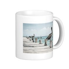 PELICAN IN BRIEF! MUG  Original paintings can be found for sale through my Amazon store at: http://www.amazon.com/shops/artmatrix or you can make direct arrangements for them through me. JMO Zazzle designs: http://www.zazzle.com/thewhippingpost?rf=238063263784323237 To help an artist, you can donate here: http://www.gofundme.com/6am6lg