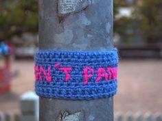 Neulegraffiti: Don't panic