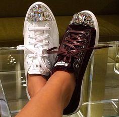 Miu Miu sneakers fall 2014