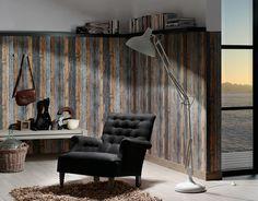 Vlies Tapete Wood`n Stone 908612
