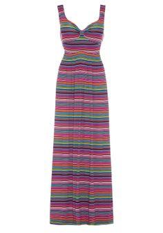 Yumi - Striped Maxi Dress