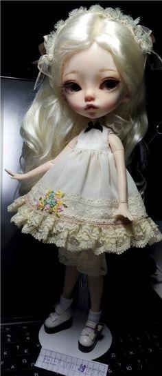 Гибрид DIM sweet Trisha + AZONE 1/6 Pure Neemo Flection M Full Action / Шарнирные куклы BJD / Шопик. Продать купить куклу / Бэйбики. Куклы фото. Одежда для кукол