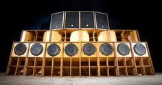 Massive Reggae Soundsystem.... Thanks Mungo's HiFi