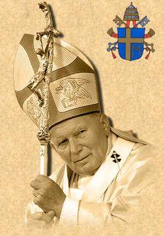 Preghiera per implorare Grazie per intercessione del Servo di Dio il Sommo Pontefice Giovanni Paolo II O Trinità Santa, ti ringraziamo per aver donato alla Chiesa il papa Giovanni Paolo II e per…