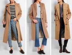 """Вещь: пальто цвета """"кэмел"""""""