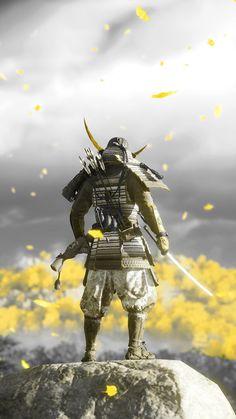 Ninja, Ghost Of Tsushima, Samurai Armor, Poster S, Melting Pot, Interesting History, Hd Backgrounds, Custom Wallpaper, Best Games