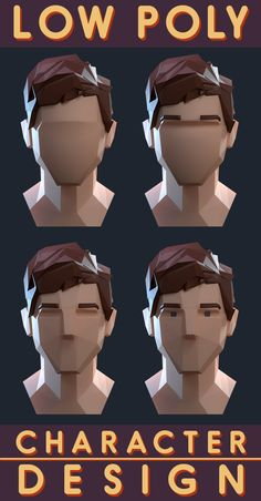 Low Poly Character Design Tutorial Learn how to create beautiful Low Poly characters with our extensive guide. Come along as we explore the world of low poly characters. Learn how to make your characters stunning and eye catching. Vector Character, 3d Character Animation, Character Design Sketches, 3d Model Character, Character Design Cartoon, Character Design Tutorial, Character Concept, Character Art, Blender Character Modeling