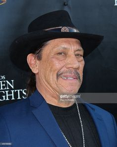 Actor Danny Trejo attends 'Halloween Horror Nights' and the annual 'Eyegore Awards' at Universal Studios Hollywood on September 19, 2014 in Universal City, California.