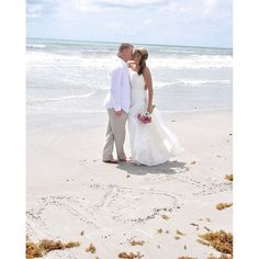 #RealBride Trina got her dress from us for her #destinationwedding and was kind enough to share her photos. Isn't she stunning?! #weddingdress #weddinggown #bridetobe #engaged #bridal #instawedding #ido #bridalgown #beautiful #bridaldress #weddingdresses
