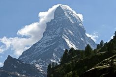 Officials in the mountain resort of Zermatt, famous for the Matterhorn, have reacted with disappointment after the migration authorities blocked . Zermatt, Mountain Resort, Switzerland, Paths, Mount Everest, Bring It On, Clouds, Italy, Mountains