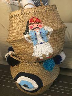 the tsolias straw basket