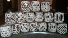 Image gallery – Page 302233824978695951 – Artofit Crochet Home Decor, Crochet Crafts, Yarn Crafts, Crochet Projects, Quick Crochet, Filet Crochet, Granny Square Crochet Pattern, Crochet Patterns, Crochet Furniture