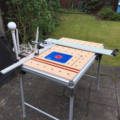 MFT/3 Router Table Hybrid using the Parf Guide Systems