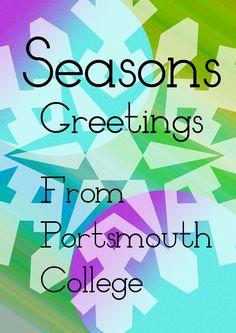 Ellie Parratt   Portsmouth College- Christmas card Competition