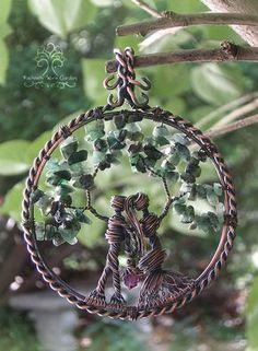 Rachael's Wire Garden : Photo