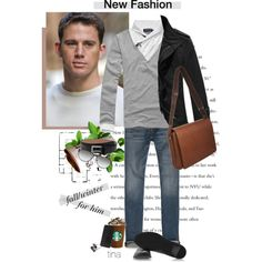 """""""Mens Fashion"""" by martina-16 on Polyvore"""