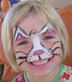 face painting for kids   : face painting cat.jpg provided by Fairys and Frogs Face Painting ...
