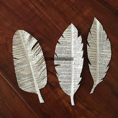 SimpleJoys: Paper Feathers