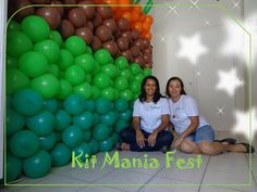Enchimento de Balões, você encontrar na Kit Mania Fest. Site/blog: kitmaniafest.blogspot.com.br  Recife PE