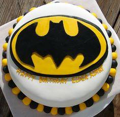 My Cake Hobby: Batman Cake