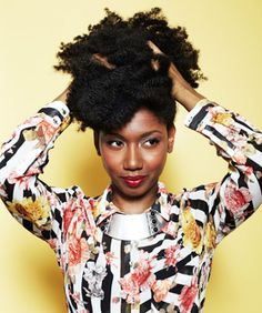 3 DIY 'Dos For Naturally Textured Tresses