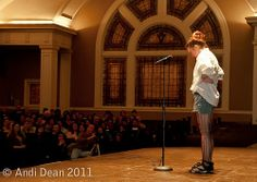 This yearly poetry showcase features previous Seattle Poetry Slam winners, coming together for one final competition. Highly entertaining, these all-original works and diverse array of participants make this a can't-miss competition.  Event details: http://townhallseattle.org/seattle-poetry-slam-presentsgrand-slam