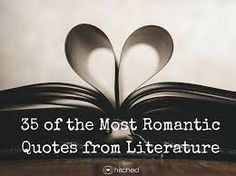 Whether you're total bookworms and have the perfect library wedding venue, or you are just searching for some romantic words to include in your wedding, we've rounded up some of the most romantic quotes from literature to inspire you. Romantic Quotes For Him, Love Quotes For Wedding, Romantic Men, Romantic Words, Great Man Quotes, Happy Love Quotes, Best Love Quotes, Romantic Pick Up Lines, Literary Love Quotes