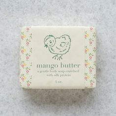 Saipua Mango Butter Soap in New SHOP Easter at Terrain $10: eaf <3