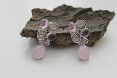 Bouquet rosa argento