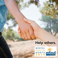 Volunteer or help others. Research shows that those who consistently help others experience less depression and better health.