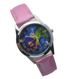 Girls Inside Out Joy Wrist Watch Quartz Fashion Watch Pink 7 #Unbranded #Casual
