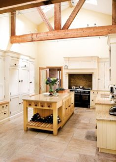 Modern Country Style blog: Modern Country Kitchen