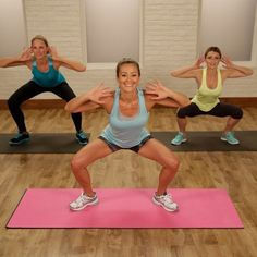 A quick and intense full-body workout you can do anywhere