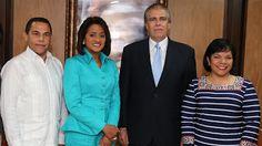 Armario de Noticias: Primera Dama sale a Cuba en impulso a políticas pú...