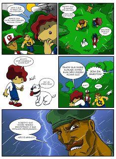 AlienNinja: O AlienNinja_A Queda_pagina_10