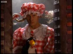 Mr Flibble and Arnie - Red Dwarf...Quarantine is my favorite episode