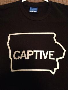 Raygun Captive shirt