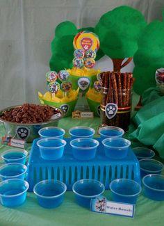 Paw Patrol Birthday Party Ideas | Photo 2 of 44 | Catch My Party
